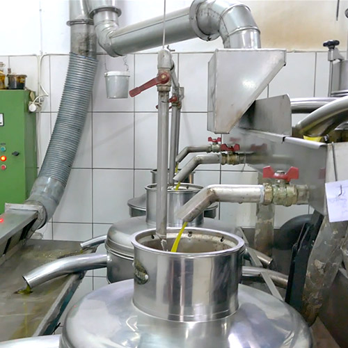 Rozos Oil Διαχωριστήρες (καθαρισμός ελαιολάδου)