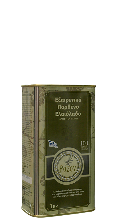 Rozos Oil Παρθένο Ελαιόλαδο 1lt