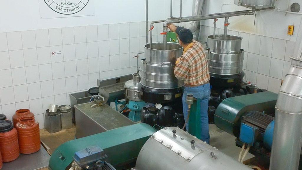 Rozos Oil Ποιότητα Παραγωγής Ελαιόλαδου